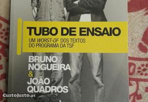 Tubo de ensaio.Bruno Nogueira