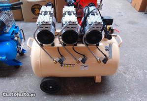 Compressor silencioso 100L de 3HP Powered