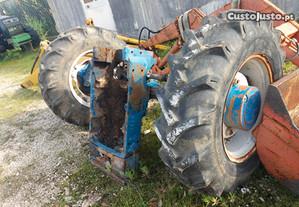 Trator - Eixo Frente Ford 6640 para peças