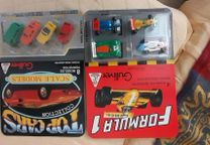 2 packs de miniaturas portuguesas