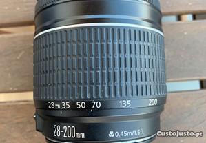 Objectiva Canon EF-S 28-200