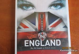 CD - Nu England - The Nu sounds of british music