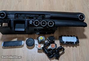 Conjunto Kit Airbag Mercedes Classe A W177 Tablier