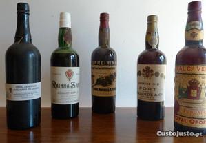 Vinhos do Porto velhíssimos