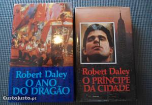 2 Livros de Robert Daley