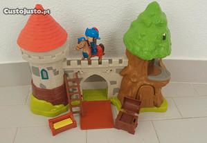 Castelo do Rei Artur da MATTEL.