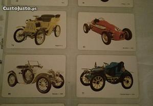 Calendários - Carros antigos