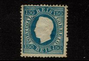 Selo Portugal 1870-76-Afinsa 45 MVLH
