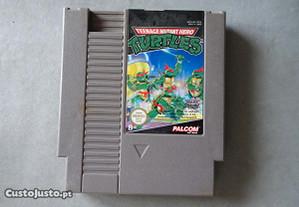 Jogo NES Teenage Mutant Hero Turtles