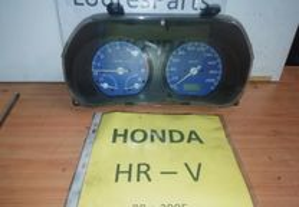 Quadrante Honda HRV