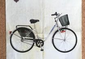 Ficheiro DIGITAL Folheto A4 Bicicletas Órbita