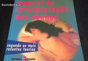 Livro Manual de Interpretação dos sonhos