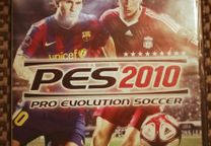 Jogo PC Pro Evolution Soccer 2010