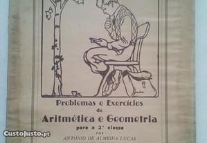 Problemas e Exercícios de Aritmética e Geometria