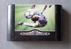 Jogo Mega Drive - World Cup Italia 90
