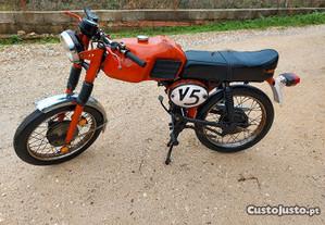 Montagem Sachs V5 Racing