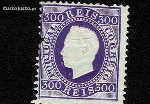 Selo Portugal 1870-76-Afinsa 47 MVLH