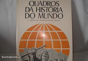 Quadro História do Mundo