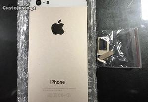 Chassi com tampa traseira iPhone 5 (com peças)