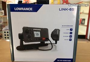 Link-6S Classe D DSC Rádio VHF ( novo)