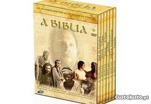 DVD Coleção A Bíblia
