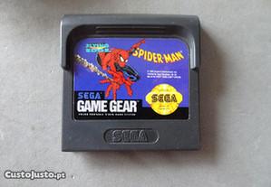 Jogo Game Gear Spider-Man