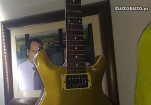 Guitarra elétrica Hamer+case