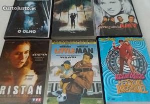 Filmes dvd originais novos
