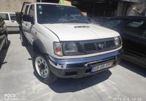 Nissan Pick Up 2.5D - 00