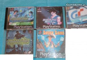 Jogos Playstation 1 / ps1 - - - VARIOS - - -