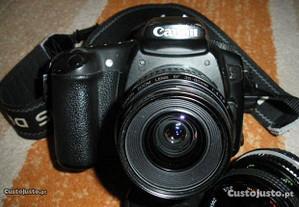 Máquina Fotográfica DSLR Canon 20D