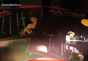 2 discos de vinil da Sally Oldfield