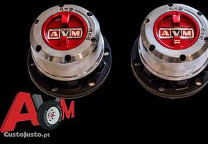 Cubos de roda manuais AVM 445HP
