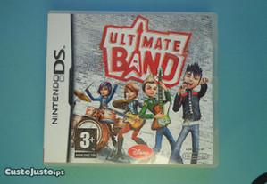 Jogo Nintendo DS - Ultimate Band