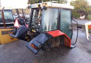 Trator-Cabine Massey Ferguson 6290