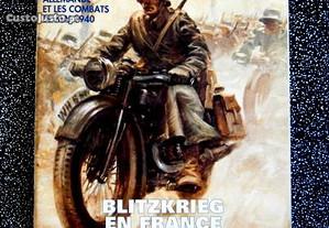 Revista 39-45 N127 Blitzkrieg em França Modelismo