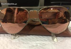 Oculos de sol espelhados Ray Ban (originais)