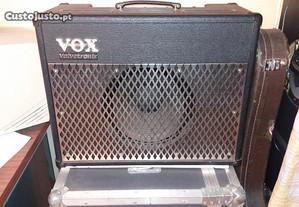 Amplificador VOX valvetronic AD50V c/c +FligthCase