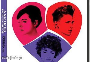 Filme em DVD: Amores Imaginários - NOVO! Selado!