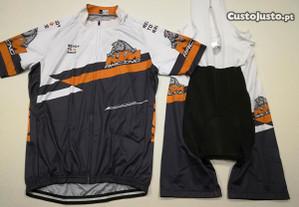 Equipamento Ciclismo KTM
