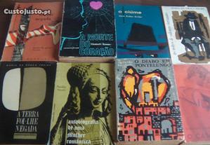 Colecção contemporânea Portugália editora