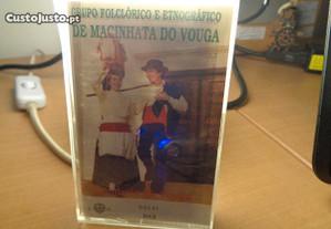 Cassete Grupo Folclórico Etnogr Macinhata do Vouga