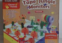 Tape Jungle Monsters (AY)