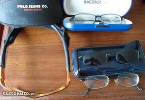 Óculos (vários)
