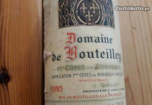 Bordeaux de 1985