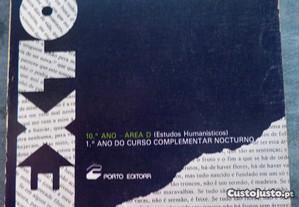 Textos de Literatura Portuguesa 10º Ano - 1986