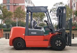 Empilhador NOVO, 3 ton, diesel