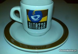 chávena de café ritazza