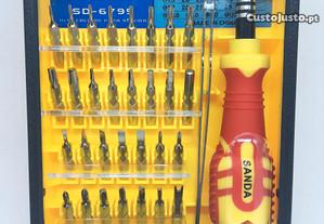 Kit de ferramentas 32 em 1/ Ferramentas precisão