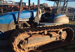 Trator-New Holland TK95 para peças.